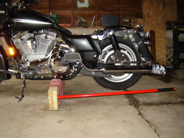 Motorcycle Stand Honda Shadow Forums