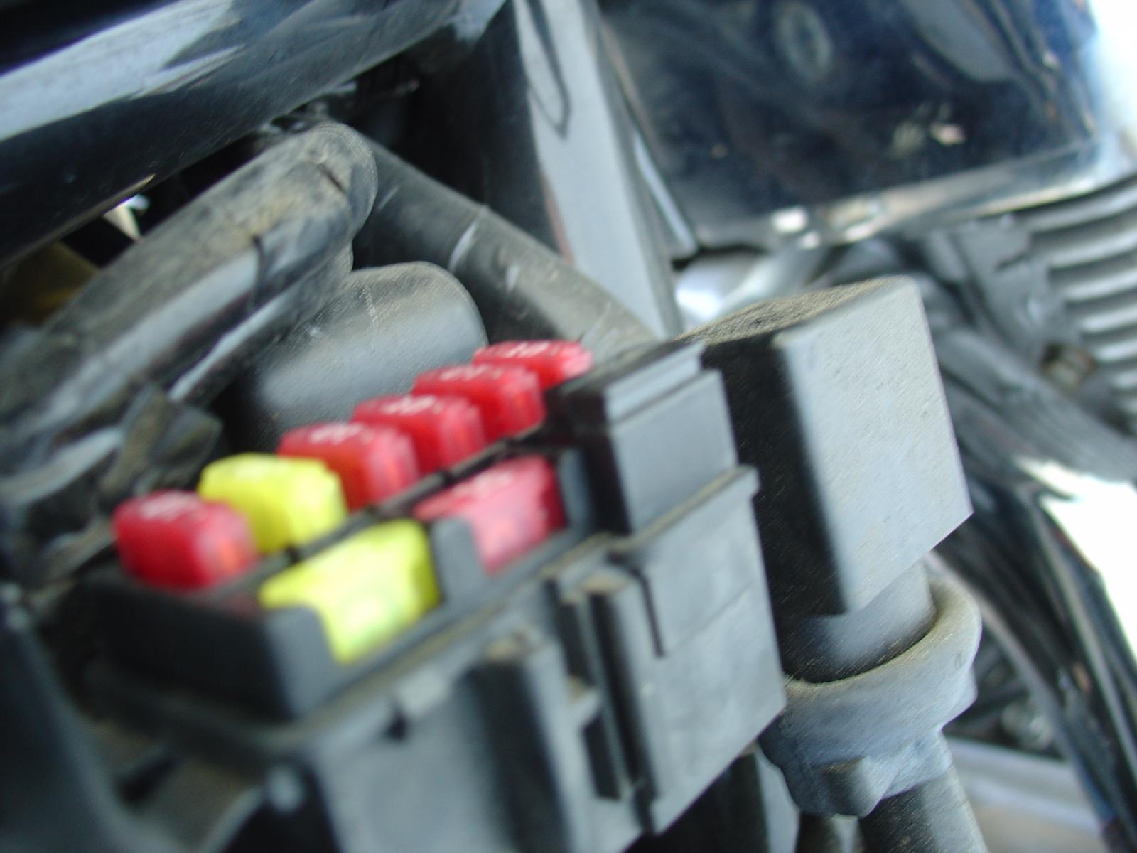 Headlight fuse problem... | Honda Shadow ForumsHonda Shadow Forums