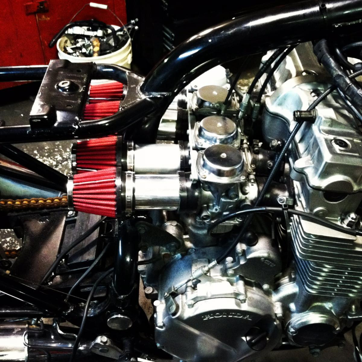 Bogging, sputtering, etc - Honda Shadow Forums : Shadow Motorcycle Forum