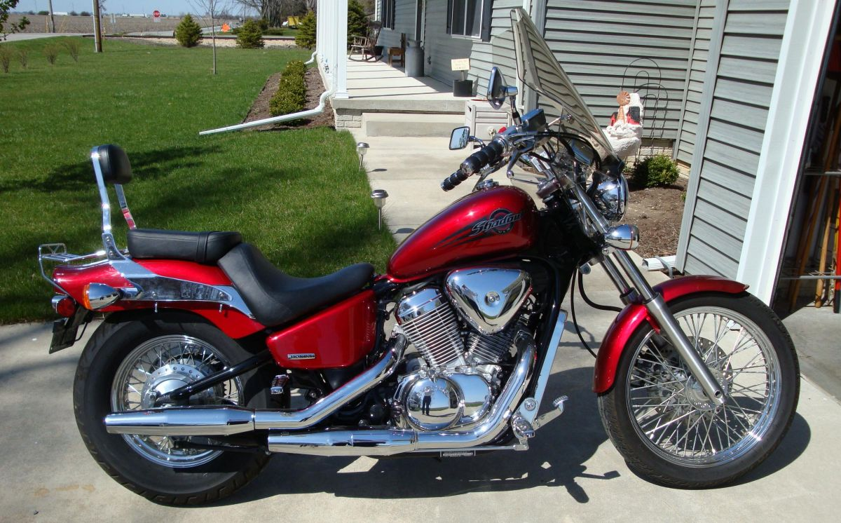 The OFFICIAL shadow vlx thread - Page 3 - Honda Shadow Forums ...