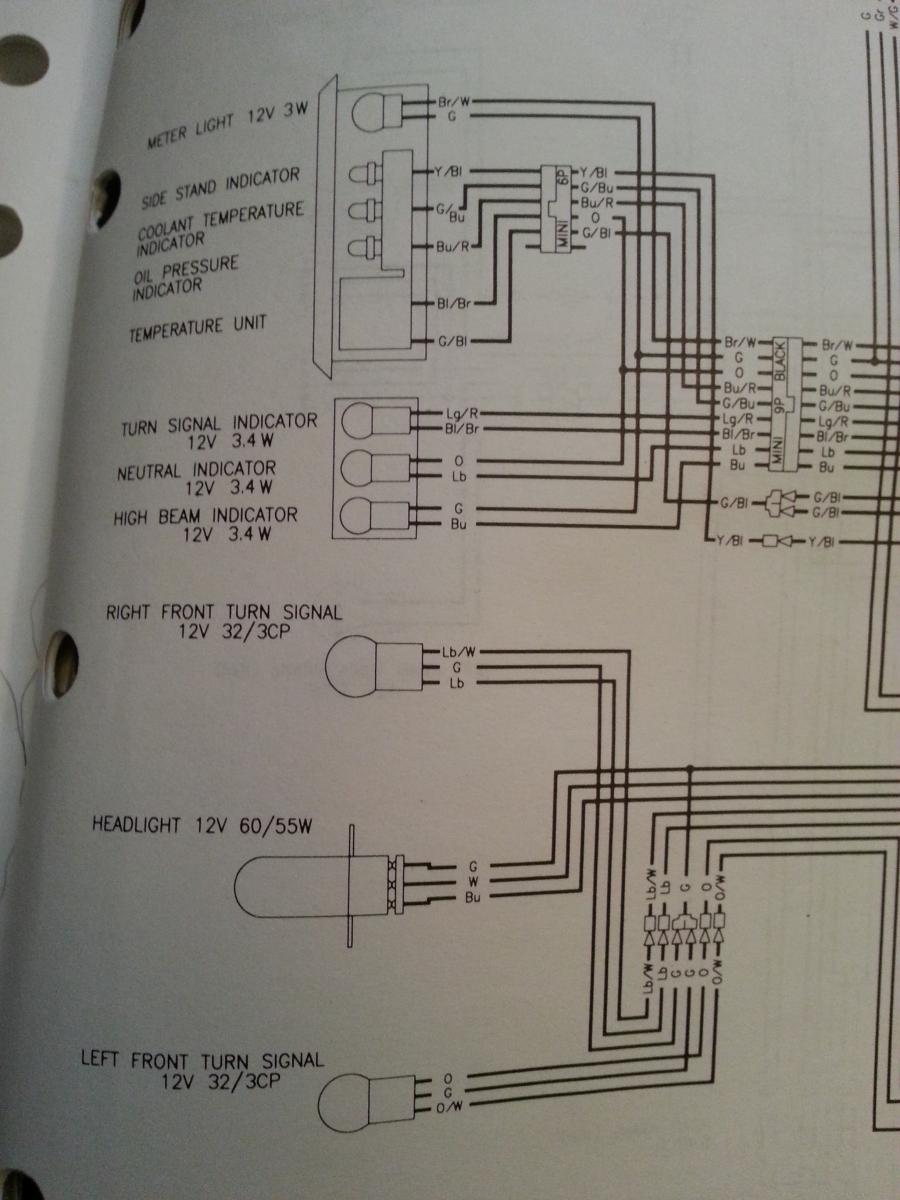 motorcycle wiring diagrams 79 cb650 click image for larger version name wd1 views 6238 size 1074stwiring library