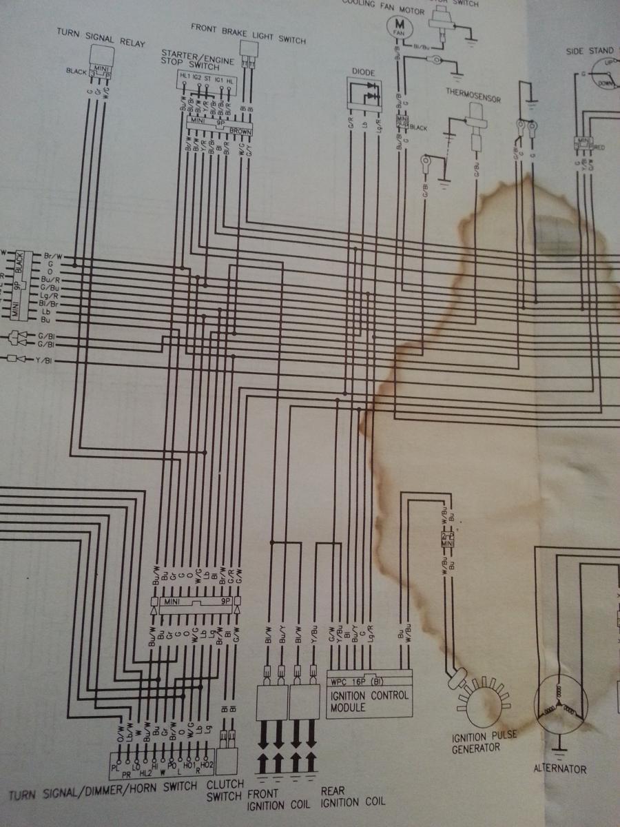 Help Please 1999 Honda Shadow Vt 1100 Wiring Diagram Honda Shadow Forums