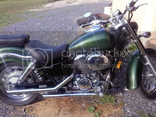 Not Firing On All Cylinders | Honda Shadow Forums