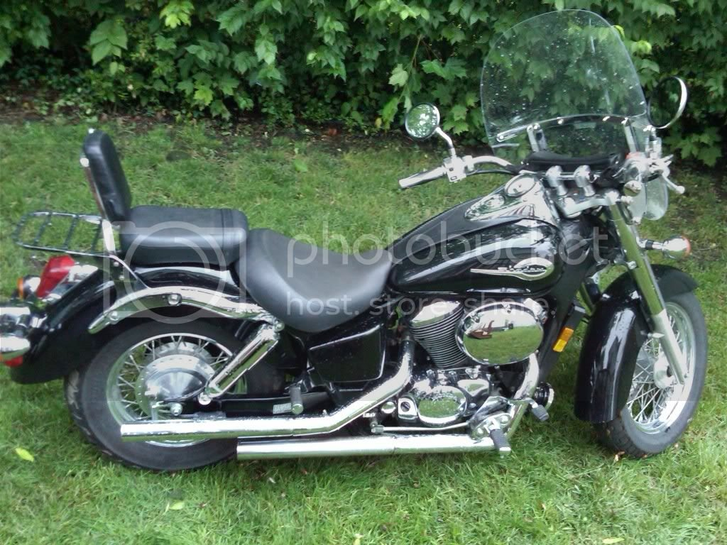 Popping on Deceleration? | Honda Shadow Forums