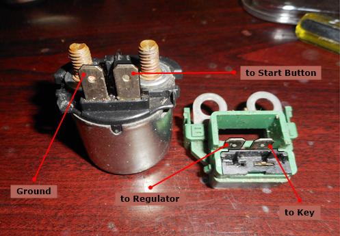 Starter button not working! | Honda Shadow Forums