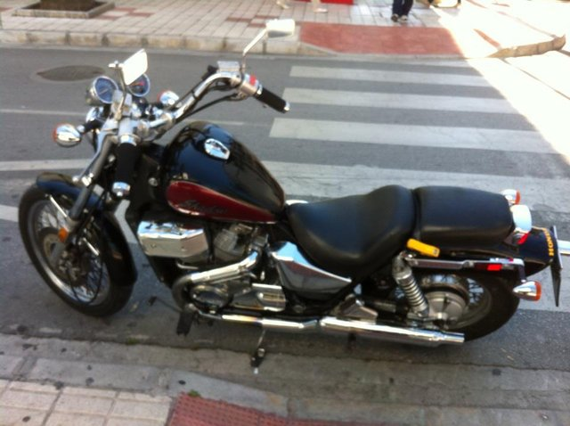 Massive Oil Leak Help Honda Shadow Forums