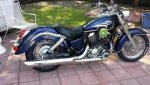 Tellmymother's 2002 Honda Shadow Ace Deluxe VT750CDD