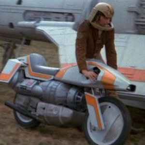 turbocycle Galactica-1980