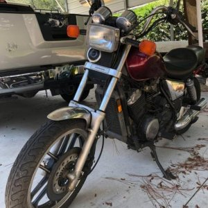 1983 Honda Shadow VT500C