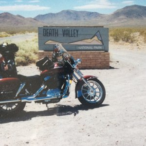 Death Valley 120oF