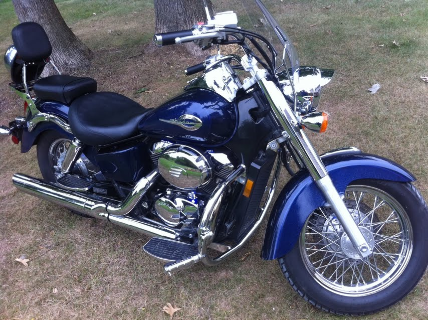 2005 Owners Manual For Vlx600