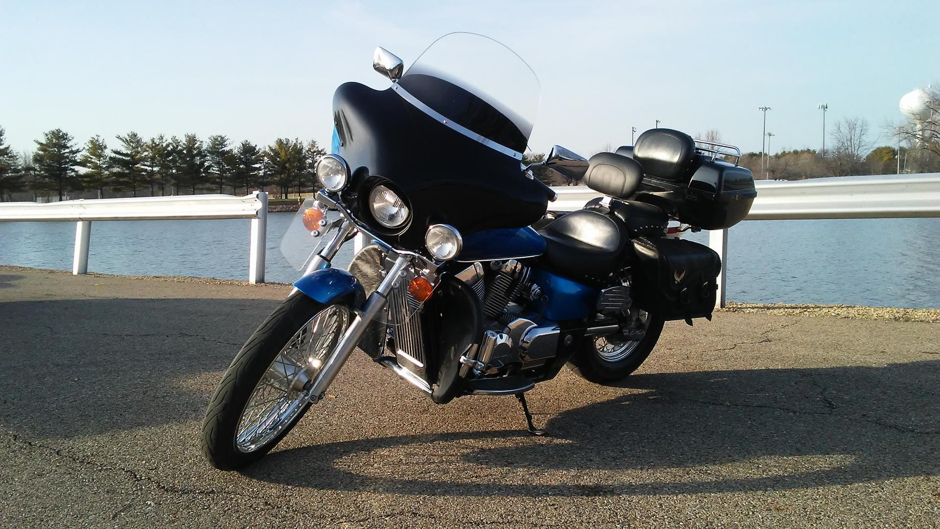 Overflow From carb vent - Honda Shadow Forums : Shadow Motorcycle Forum