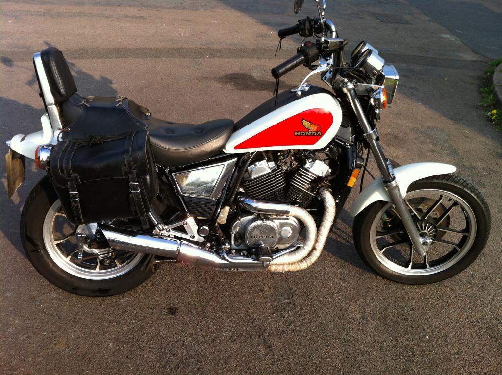 Old Honda Fit >> 85 VT500C Choke Cable Replacement? - Honda Shadow Forums : Shadow Motorcycle Forum