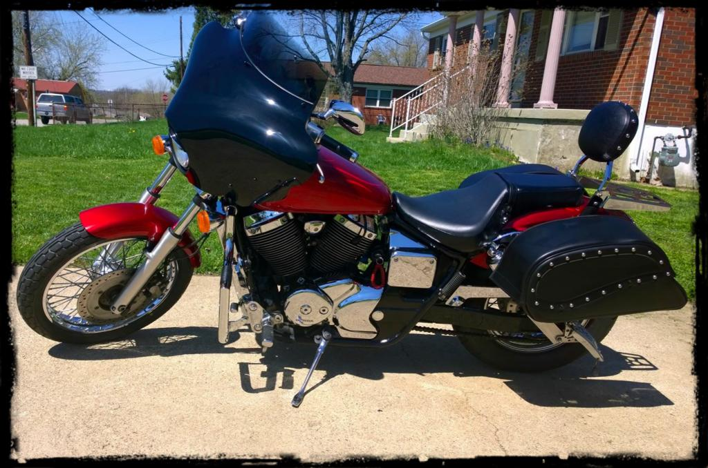 Honda Shadow Forums : Shadow Motorcycle Forum - April Ride of the ...