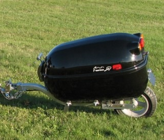 Motorcycle Trailer Hitch Honda Shadow
